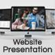 White Room | Website Presentation