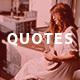 Quotes Slideshow