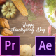 Thanksgiving Special Promo - Premiere Pro