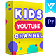 Kids YouTube Channel Design | Premiere Pro