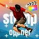 Fast Stomp Openers - Final Cut Pro & Apple Motion