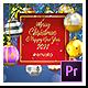Christmas Opener Slideshow -  Premiere Pro