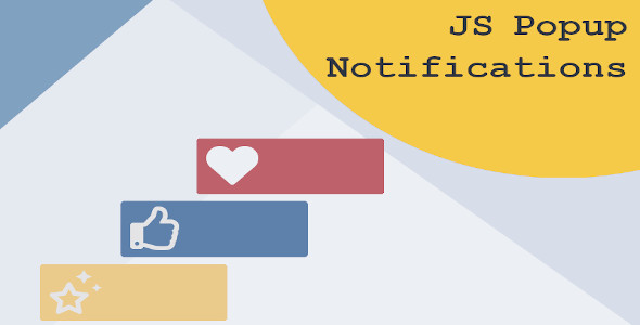 js popup notification preview