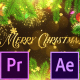 Christmas Celebration Slideshow - Premiere Pro