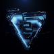 3D tech logo