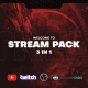 Download Stream Gaming Pack for Premiere Pro