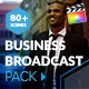 Business Broadcast Pack | Final Cut Pro X