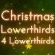 Christmas Lowerthirds V2