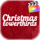 Christmas Lower Thirds