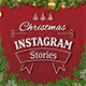 Christmas Instagram Stories for After Effects