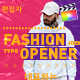 Fashion Ident // Typo Opener | For Final Cut & Apple Motion
