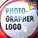 Photographer Logo | For Final Cut & Apple Motion