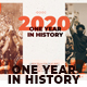 One Year in History - Timeline of Events