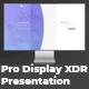 Pro Display Dark