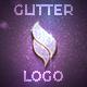 Sparkling Glitter Logo