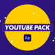X-Youtube Pack | After Effects