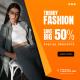 Fashion Promotion Social Post
