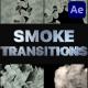Real Smoke Transitions | After Effects