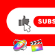 Youtube Subscribe Elements | FCPX