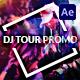 DJ Concert Tour Promo