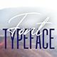 Font Animator / Typeface