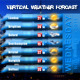 Vertical Weather Forecast