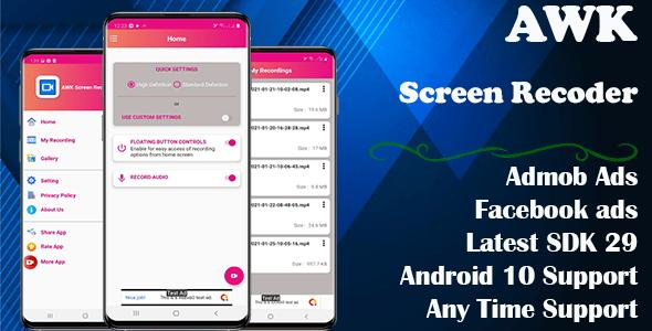 AWK%20Screen%20Recorder%20banner%20codecanyon