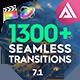 Transitions and Sound FX + Bonus