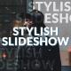 Stylish Slideshow | After Effects