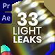 33 Real Light Leaks