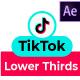 Tik Tok Lower Thirds Reminders