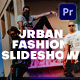 Urban Fashion Slideshow