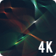 Dark Vibrant Backgrounds - 4 Clips - 4K
