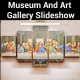 Museum And Art Gallery Slideshow