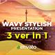 Wavy Stylish Presentation