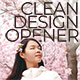 Clean Design Opener