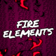 Fire Elements // After Effects