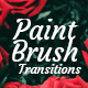 Paint Brush Transitions