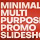 Minimal Promo Slideshow