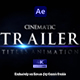 Cinematic Movie Title Animation