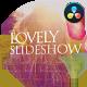 Lovely Romantic Slideshow for DaVinci Resolve