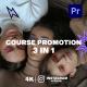 Course Promotion for Premiere Pro