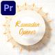Ramadan Opener | MOGRT for Premiere Pro