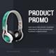 Minimal Product Promo