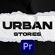 Urban Instagram Stories | MOGRT