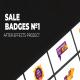 Sale Badges Vol.1