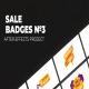 Sale Badges Vol.3