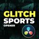 Glitch Sports Opener