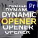 Dynamic Opener | MOGRT