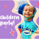 Kids Party Slideshow | After Effects